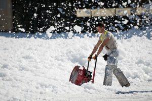 Jobsuche Nebenjob Winterdienst