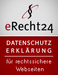 Datenschutz von e-Recht24